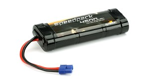 Speedpack 4500mAh Ni-MH 6-Cell Flat with EC3 Conn