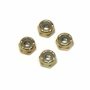 Losi LOSA6302, 5-40 Steel Locking Nuts