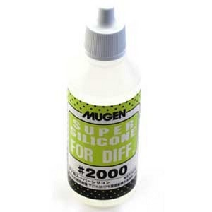 Mugen B0334, 2,000wt Silicone Differential Oil