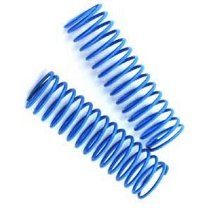Mugen C0592, Front Spring, 15.5 Light Blue