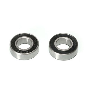 Mugen C0601, 8x16mm Ball Bearings (2)