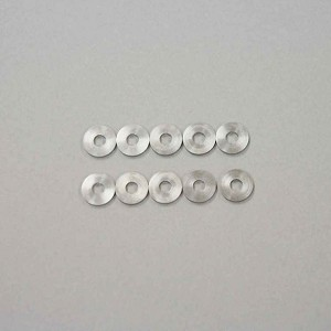 Mugen H0181B-G, 3mm Roll Center Spacer (1mm) 10pcs: MRX6