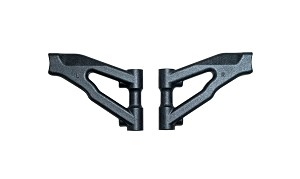 Mugen H2165L-R Front Upper Suspension Arm (2): MRX6X