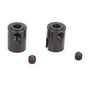 Cap Joint, steel 2Pcs