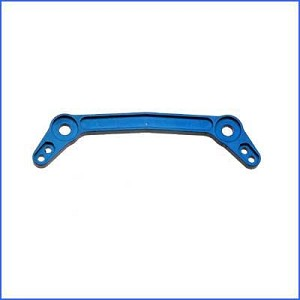 HoBao Cnc steering Link Plate, Blue Monster Pirate, Dominator: OFNA 18617