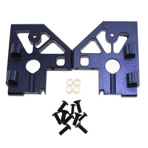 HoBao 84041A, Aluminum Rear Bulkhead Monster Pirate, Dominator: OFNA 18992