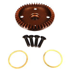HoBao 87001S, Hyper 7 VS VT 1/8 43T Ring Gear: OFNA 19001