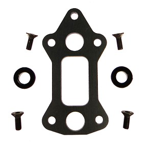 HoBao 87051M, Hyper 7 Center Aluminum Top Plate: OFNA 19051