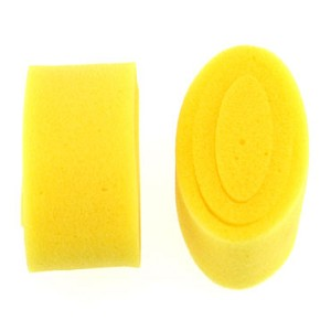Mini Off-Road Oval 2-stage Filter Foam, Hyper: OFNA 21053