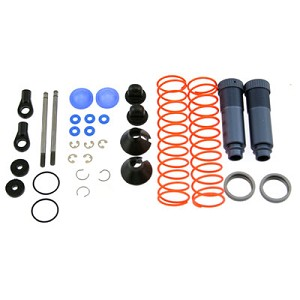 Hyper TT Rear Shock Set: OFNA 21070/HoBao 11270