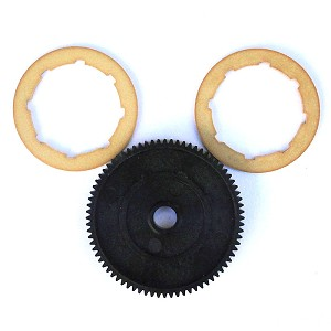Spur Gear 76 Tooth: H2