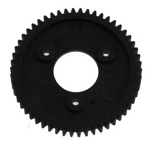 OFNA, Plastic 0.8 54T 2-Speed Spur Gear, GPX-4 Pro: HoBao 22143