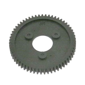 OFNA, Plastic 0.8 59T 2-Speed Spur Gear, GPX-4 Pro: HoBao 22145