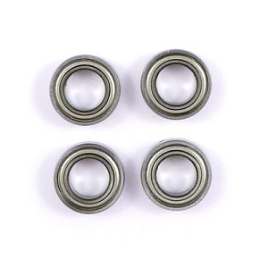 8x14x4mm Ball Bearings (4): OFNA 29066