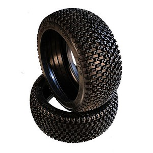 Tires, Fire L-Pattern 1/8 Buggy (2): OFNA 29150