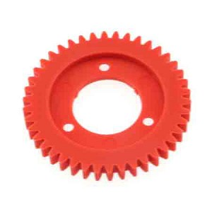 Spur Gear, 42T (Red)