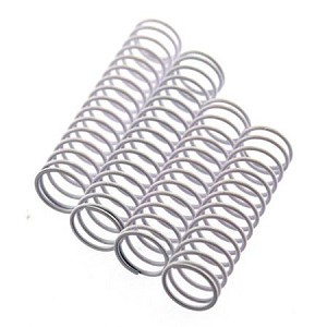 Springs Set For 12mm Shocks (575/475), Hard White