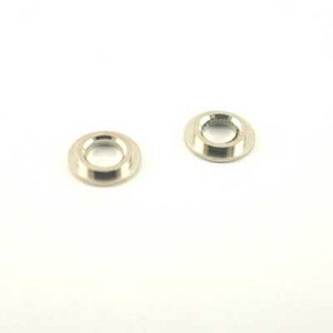 3x6x2.5mm Flanged Washers (2)