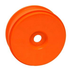 Ofna 1/8 Buggy Wheels, Truelite Dish, Orange (6)