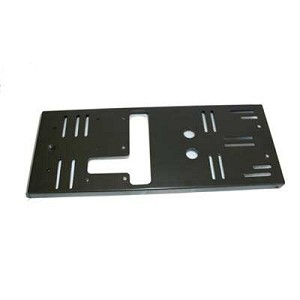 Top Plate, Black For 10256
