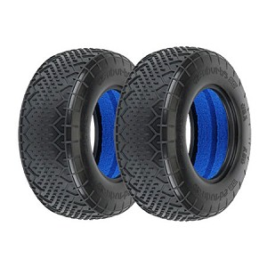 Proline 1161-03 Suburbs 1/10 Short Course Tires w/Inserts, M4 (2)