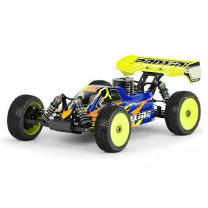 Proline Bulldog Body, Losi 8ight 2.0 (clear)