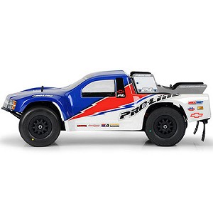 Proline 1/10 Short Course Body, Silverado 1500 Pro 2 (clear)