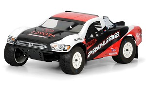 Proline Toyota Tundra SC Short Course Body, Slash, SCTE, SC10