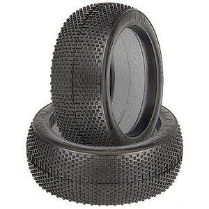 Proline 1/8 Buggy Tires, Inside Job, M3 (2)