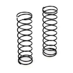 Losi TLR5166, Rear Shock Spring, 1.8 Rate, White