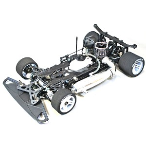 Mugen H2007 MRX6R 1/8 On-Road 4wd Nitro Race Car
